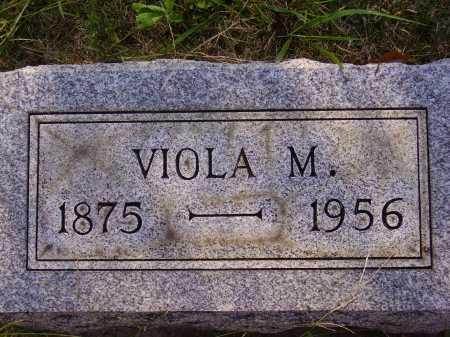 HALLIDAY, VIOLA M. - Meigs County, Ohio | VIOLA M. HALLIDAY - Ohio Gravestone Photos