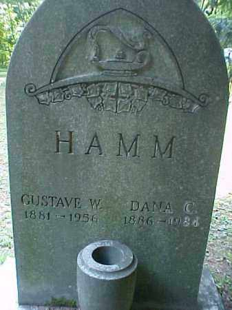 HAMM, DANA C. - Meigs County, Ohio | DANA C. HAMM - Ohio Gravestone Photos