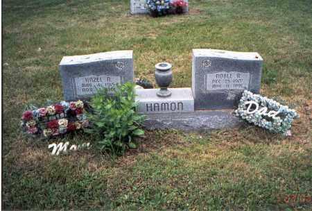 HAMON, HAZEL A. - Meigs County, Ohio | HAZEL A. HAMON - Ohio Gravestone Photos