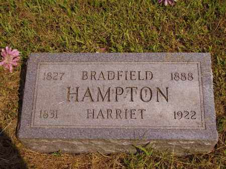 HAMPTON, HARRIETT - Meigs County, Ohio   HARRIETT HAMPTON - Ohio Gravestone Photos