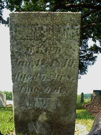 HAMPTON, THOMAS - Meigs County, Ohio | THOMAS HAMPTON - Ohio Gravestone Photos