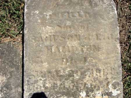 HAMPTON, WINFIELD S. - CLOSE VIEW - Meigs County, Ohio | WINFIELD S. - CLOSE VIEW HAMPTON - Ohio Gravestone Photos