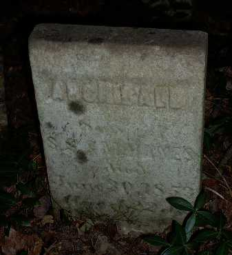 HANES, ARCHIBALD - Meigs County, Ohio | ARCHIBALD HANES - Ohio Gravestone Photos