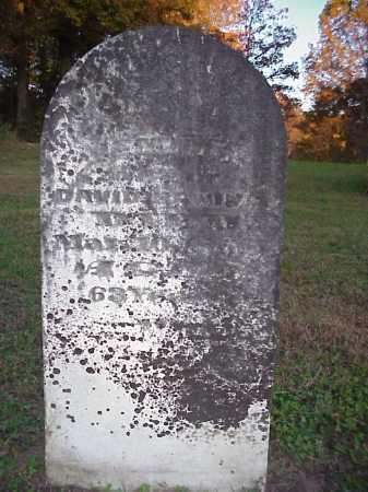 HORNER HANING, JEMINA - Meigs County, Ohio | JEMINA HORNER HANING - Ohio Gravestone Photos