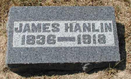 HANLIN, JAMES - Meigs County, Ohio | JAMES HANLIN - Ohio Gravestone Photos