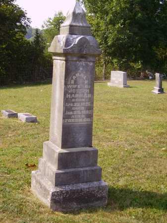 HARMAN, JOSEPH & MAHALA - Meigs County, Ohio | JOSEPH & MAHALA HARMAN - Ohio Gravestone Photos