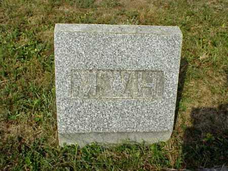 HARMAN, MILES W. - Meigs County, Ohio | MILES W. HARMAN - Ohio Gravestone Photos