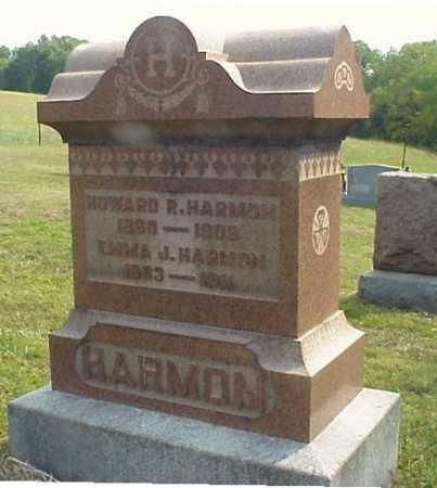HARMON, EMMA J. - Meigs County, Ohio | EMMA J. HARMON - Ohio Gravestone Photos
