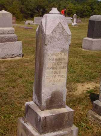 HARMON, HOWARD M. - Meigs County, Ohio | HOWARD M. HARMON - Ohio Gravestone Photos