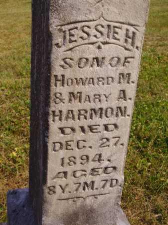 HARMON, JESSIE H. - CLOSEVIEW - Meigs County, Ohio | JESSIE H. - CLOSEVIEW HARMON - Ohio Gravestone Photos