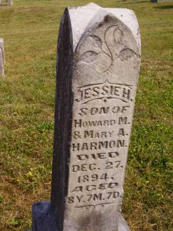 HARMON, JESSIE H. - Meigs County, Ohio   JESSIE H. HARMON - Ohio Gravestone Photos