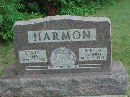 HARMON, BERTHA - Meigs County, Ohio | BERTHA HARMON - Ohio Gravestone Photos