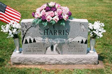 HARRIS, C. LARRY - Meigs County, Ohio | C. LARRY HARRIS - Ohio Gravestone Photos