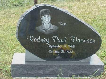 HARRISON, RODNEY PAUL - Meigs County, Ohio   RODNEY PAUL HARRISON - Ohio Gravestone Photos