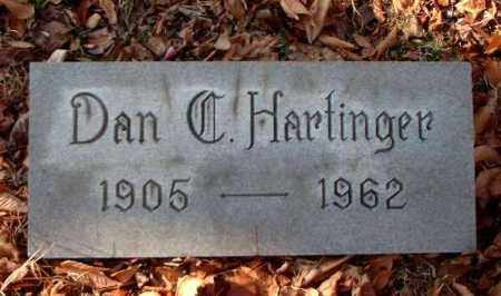 HARTINGER, DAN C. - Meigs County, Ohio | DAN C. HARTINGER - Ohio Gravestone Photos