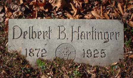 HARTINGER, DELBERT B. - Meigs County, Ohio | DELBERT B. HARTINGER - Ohio Gravestone Photos
