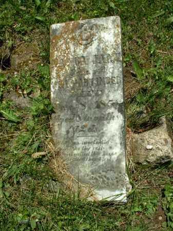 HARTINGER, NANCY JANE - Meigs County, Ohio   NANCY JANE HARTINGER - Ohio Gravestone Photos