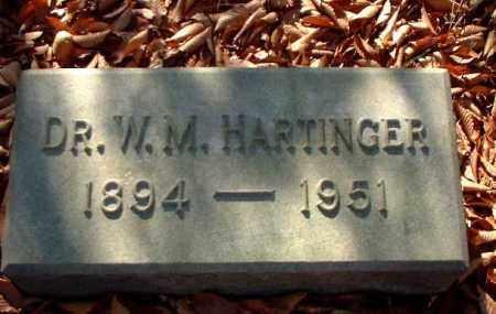 HARTINGER, W. M., DR. - Meigs County, Ohio | W. M., DR. HARTINGER - Ohio Gravestone Photos