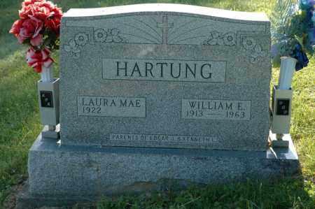 HARTUNG, WILLIAM E - Meigs County, Ohio | WILLIAM E HARTUNG - Ohio Gravestone Photos
