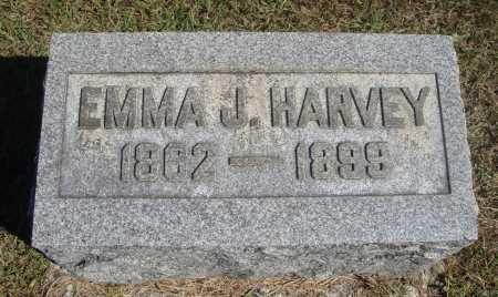 STRAUSBAUGH HARVEY, EMMA J. - Meigs County, Ohio | EMMA J. STRAUSBAUGH HARVEY - Ohio Gravestone Photos