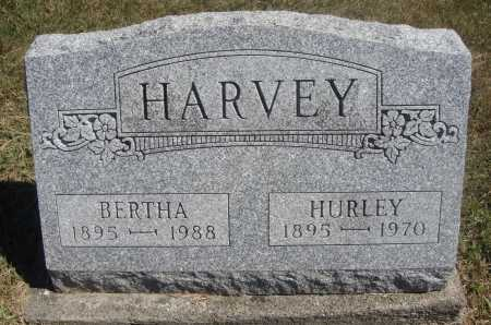 HARVEY, HURLEY - Meigs County, Ohio | HURLEY HARVEY - Ohio Gravestone Photos
