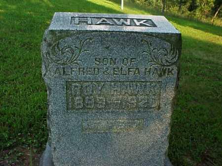 "HAWK, LEROY ""ROY"" - Meigs County, Ohio | LEROY ""ROY"" HAWK - Ohio Gravestone Photos"