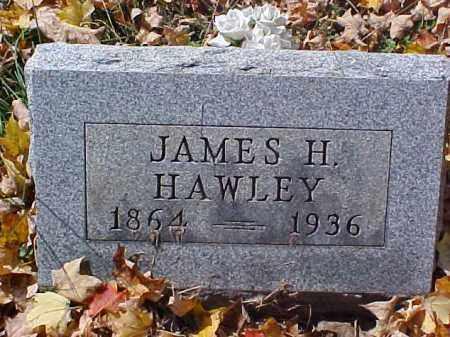 HAWLEY, JAMES H. - Meigs County, Ohio   JAMES H. HAWLEY - Ohio Gravestone Photos