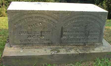 HECKARD, MARTIN - Meigs County, Ohio | MARTIN HECKARD - Ohio Gravestone Photos