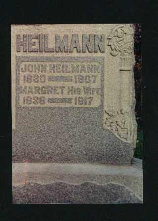 HEILMANN, MARGARET - Meigs County, Ohio   MARGARET HEILMANN - Ohio Gravestone Photos