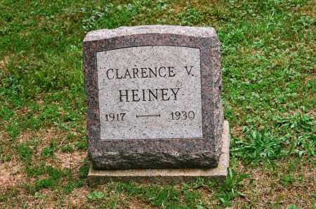HEINEY, CLARENCE V. - Meigs County, Ohio | CLARENCE V. HEINEY - Ohio Gravestone Photos
