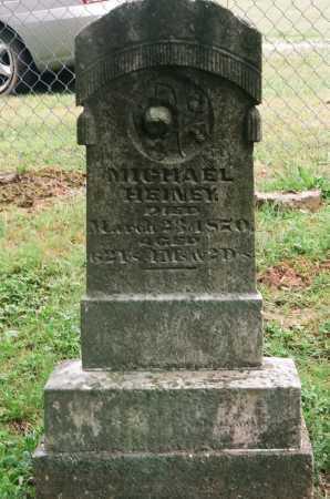 HEINEY, MICHAEL - Meigs County, Ohio | MICHAEL HEINEY - Ohio Gravestone Photos