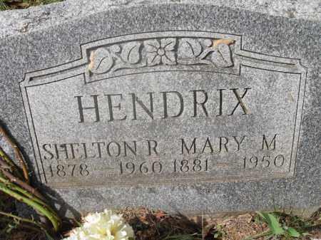 HENDRIX, SHELTON R. - Meigs County, Ohio   SHELTON R. HENDRIX - Ohio Gravestone Photos