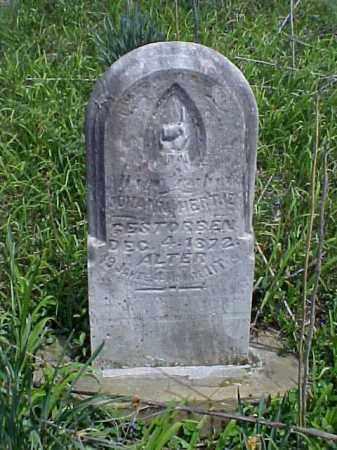 HERTJE, JOHANN - Meigs County, Ohio   JOHANN HERTJE - Ohio Gravestone Photos
