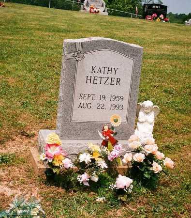 HETZER, KATHY - Meigs County, Ohio | KATHY HETZER - Ohio Gravestone Photos