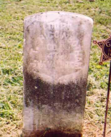 HIGGINBOTHAM, J. T. - Meigs County, Ohio   J. T. HIGGINBOTHAM - Ohio Gravestone Photos