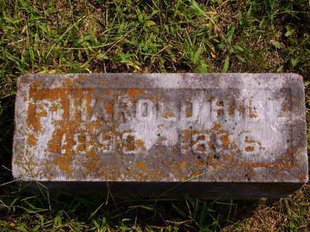 HILL, C. HAROLD - Meigs County, Ohio | C. HAROLD HILL - Ohio Gravestone Photos