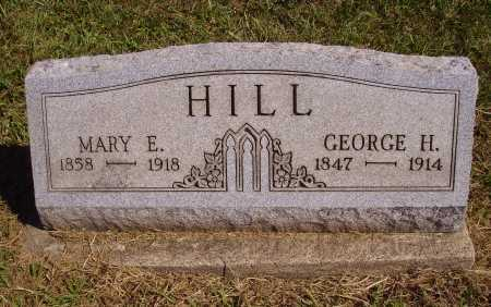COTTRILL HILL, MARY E. - Meigs County, Ohio | MARY E. COTTRILL HILL - Ohio Gravestone Photos