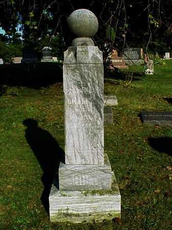 CHALFAN HILT, HARRIET - OVERALL VIEW - Meigs County, Ohio | HARRIET - OVERALL VIEW CHALFAN HILT - Ohio Gravestone Photos