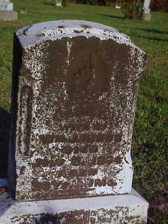 HINDS, MARY - Meigs County, Ohio | MARY HINDS - Ohio Gravestone Photos