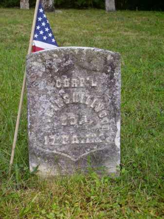 HINSHILLWOOD, ARCHIBALD - Meigs County, Ohio   ARCHIBALD HINSHILLWOOD - Ohio Gravestone Photos