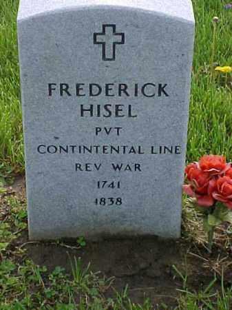 HISEL, FREDERICK - Meigs County, Ohio | FREDERICK HISEL - Ohio Gravestone Photos