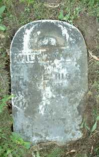 HISLE, WILLIAM - Meigs County, Ohio | WILLIAM HISLE - Ohio Gravestone Photos