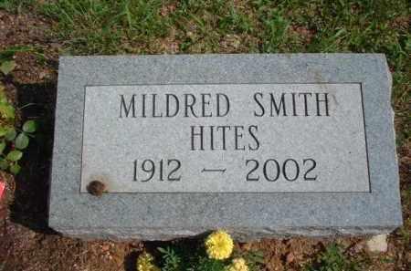HITES, MILDRED - Meigs County, Ohio | MILDRED HITES - Ohio Gravestone Photos