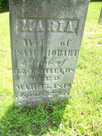 HOBART, MARIA - Meigs County, Ohio | MARIA HOBART - Ohio Gravestone Photos