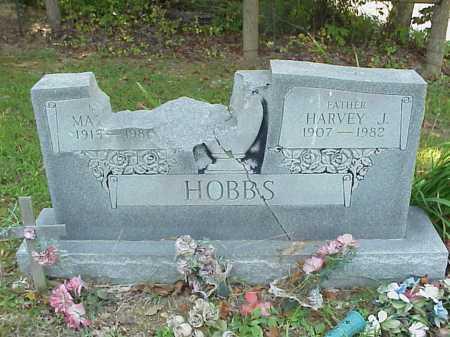 HOBBS, HARVEY J. - Meigs County, Ohio   HARVEY J. HOBBS - Ohio Gravestone Photos