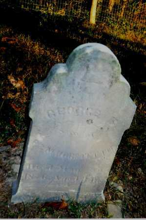 HOBSTETTER, GEORGE B. - Meigs County, Ohio | GEORGE B. HOBSTETTER - Ohio Gravestone Photos