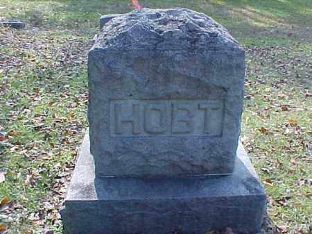 HOBT, MONUMENT - Meigs County, Ohio | MONUMENT HOBT - Ohio Gravestone Photos