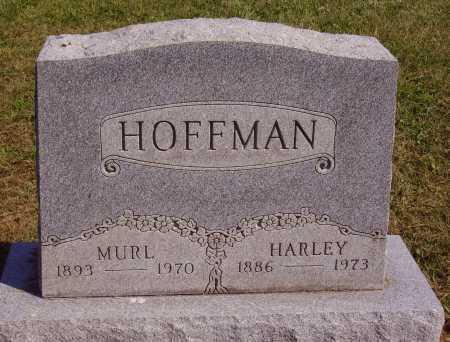 HOFFMAN, HARLEY - Meigs County, Ohio   HARLEY HOFFMAN - Ohio Gravestone Photos