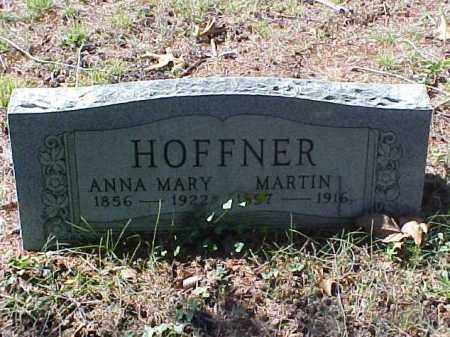 HOFFNER, ANNA MARY - Meigs County, Ohio | ANNA MARY HOFFNER - Ohio Gravestone Photos