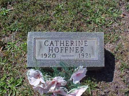 HOFFNER, CATHERINE - Meigs County, Ohio | CATHERINE HOFFNER - Ohio Gravestone Photos